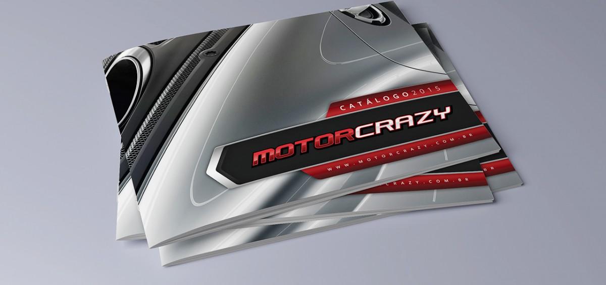 Criação de Catálogo Motorcrazy