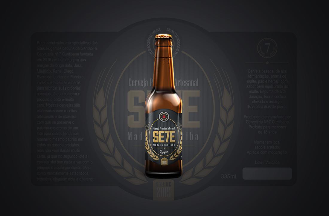 Criação de rótulo para cerveja7