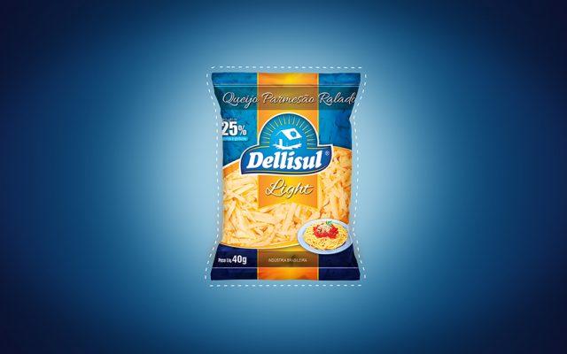 Criação de embalagem Dellisul