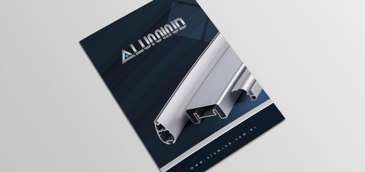 Criação de folder Alumind