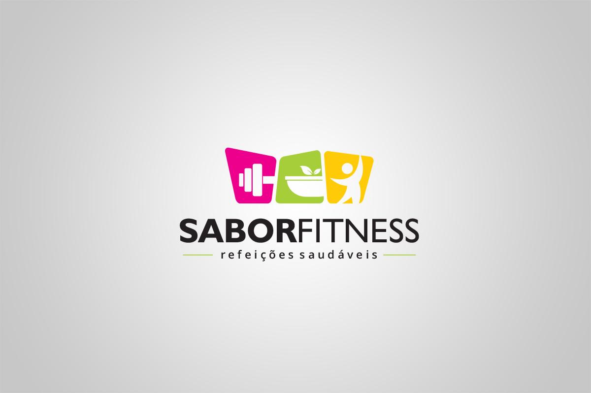 Criação de logo para Sabor Fitness