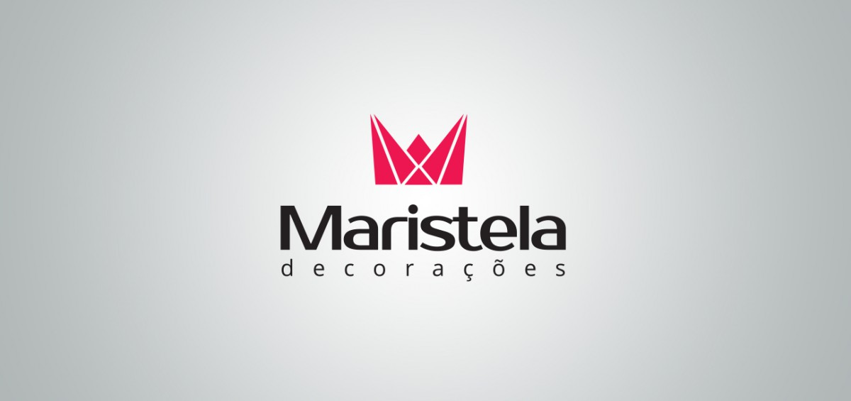 Branding Maristela Decorações